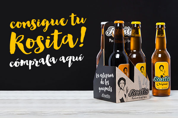 Cerveza Rosita