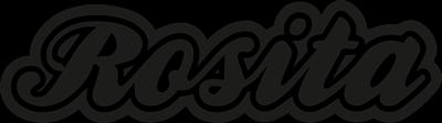 Cerveza Rosita Retina Logo