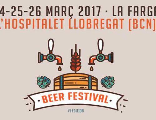 Cerveza Rosita en el Festival cerveza artesana: Barcelona Beer Festival