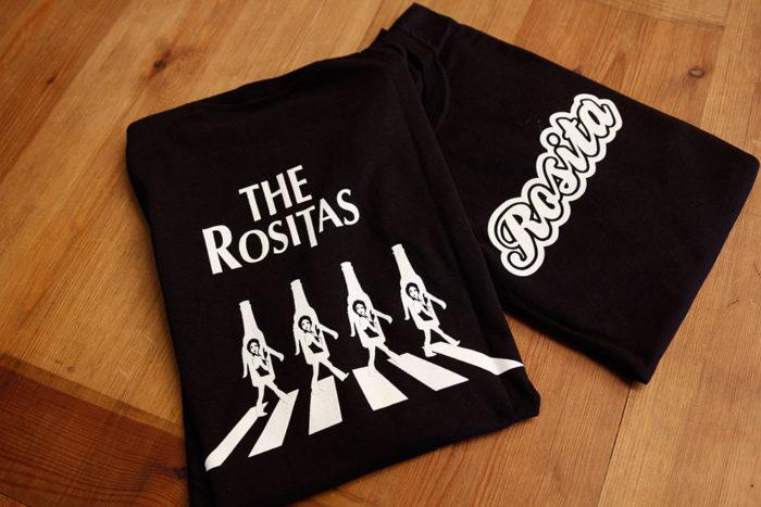 Camiseta Rosita