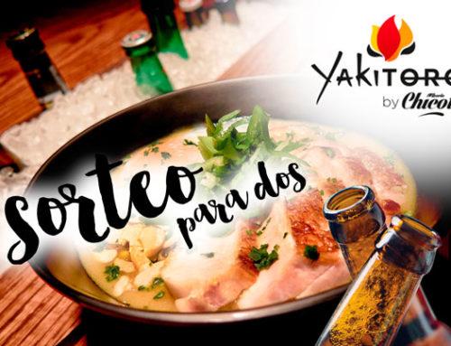 Sorteo de inauguración en Yakitoro